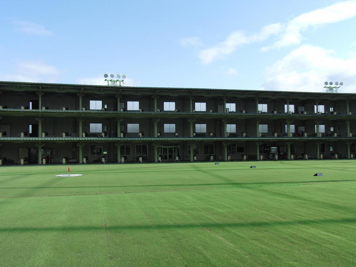 【閉業】ユーキゴルフセンター(東大阪市)/打ちっぱなし・ゴルフ練習場一覧[コンドル]