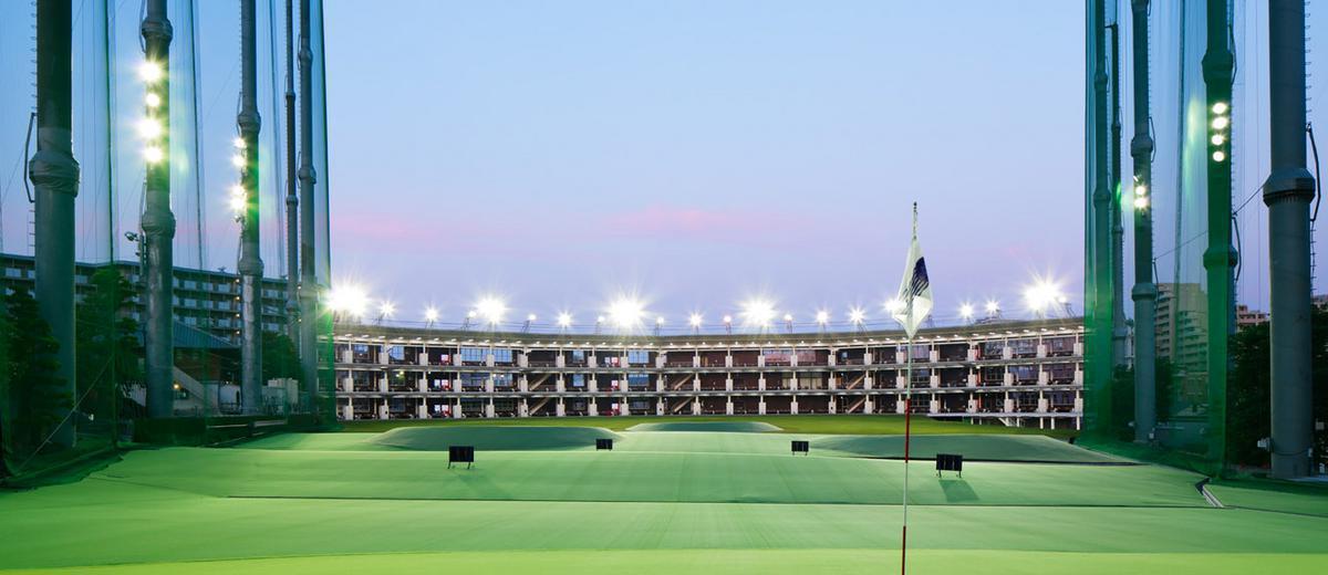 千里ニュータウンゴルフガーデン(豊中市)/打ちっぱなし・ゴルフ練習場一覧[コンドル]