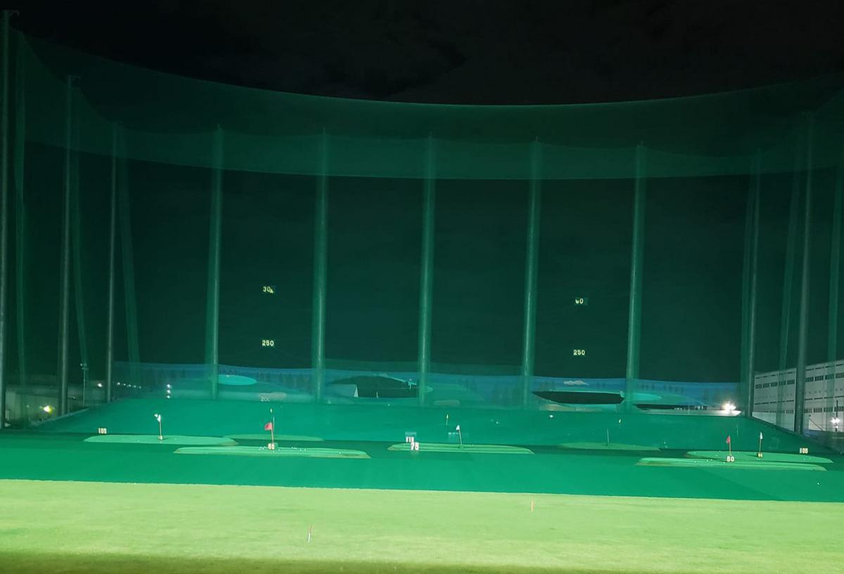 東大阪ゴルフセンター(東大阪市)/打ちっぱなし・ゴルフ練習場一覧[コンドル]
