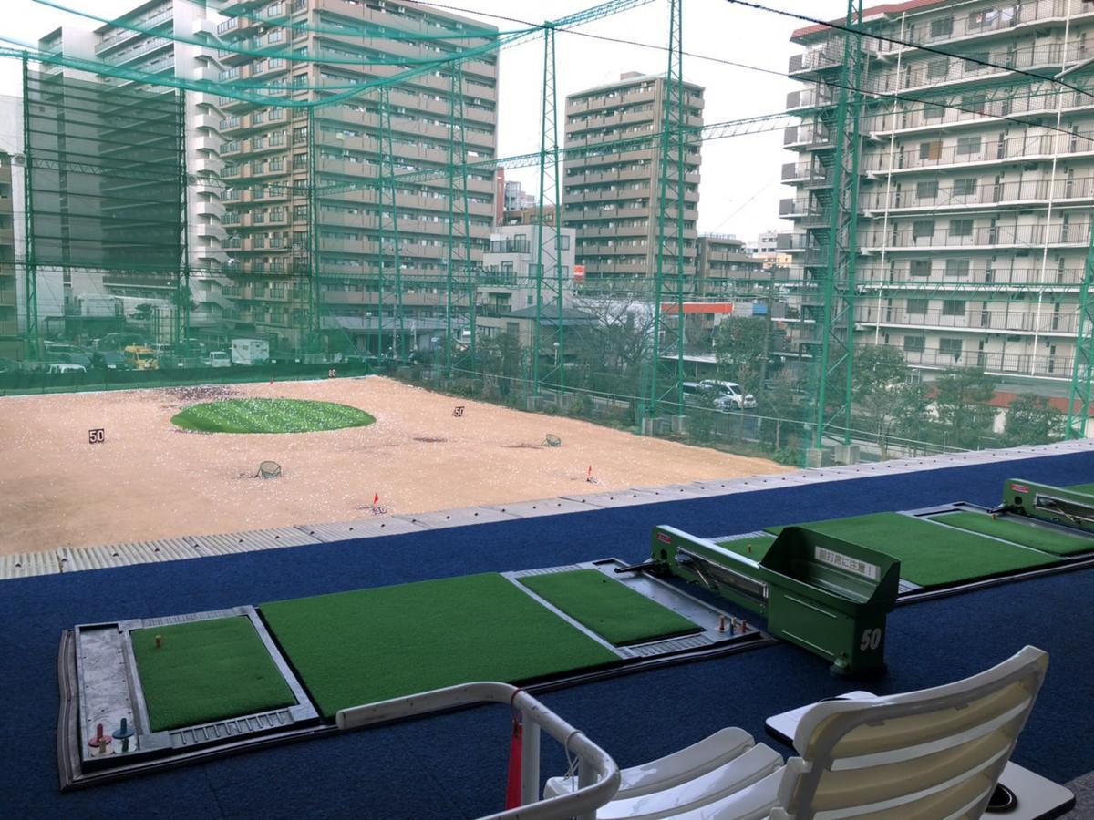 大島ゴルフセンター(江東区)/打ちっぱなし・ゴルフ練習場一覧[コンドル]
