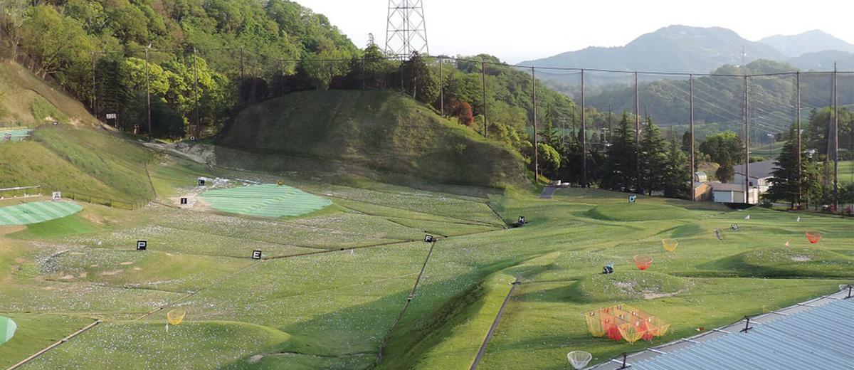 菊水ゴルフクラブ(神戸市兵庫区)/打ちっぱなし・ゴルフ練習場一覧[コンドル]