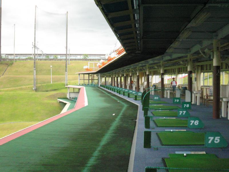 高塚ゴルフセンター(神戸市西区)/打ちっぱなし・ゴルフ練習場一覧[コンドル]