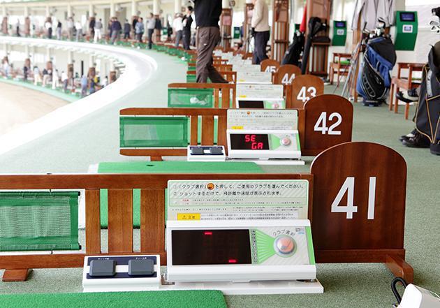 グリーンアリーナ神崎(尼崎市)/打ちっぱなし・ゴルフ練習場一覧[コンドル]