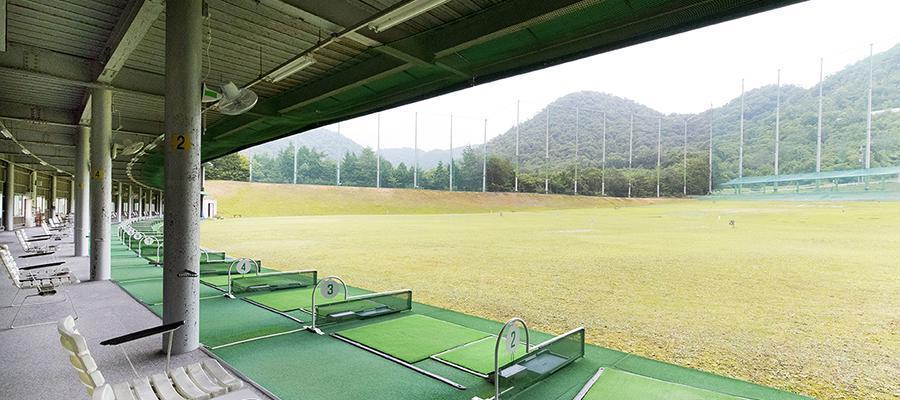 三田スポーツクラブ ゴルフ練習場(三田市)/打ちっぱなし・ゴルフ練習場一覧[コンドル]