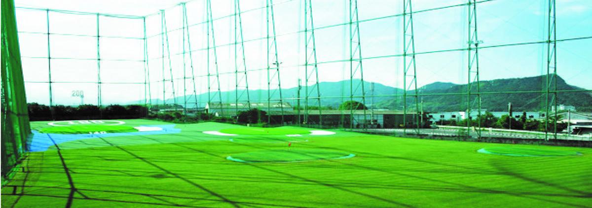 タイセイゴルフセンター(糟屋郡)/打ちっぱなし・ゴルフ練習場一覧[コンドル]