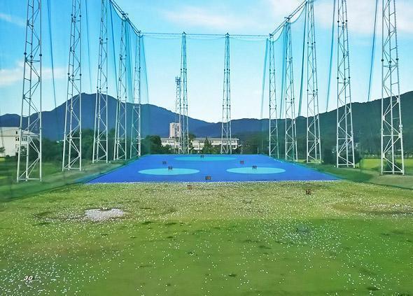 ゴルフプラザウインズ(筑紫野市)/打ちっぱなし・ゴルフ練習場一覧[コンドル]