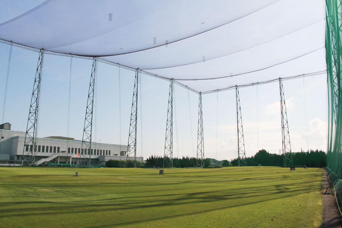 桜ヶ丘ゴルフセンター(飯塚市)/打ちっぱなし・ゴルフ練習場一覧[コンドル]
