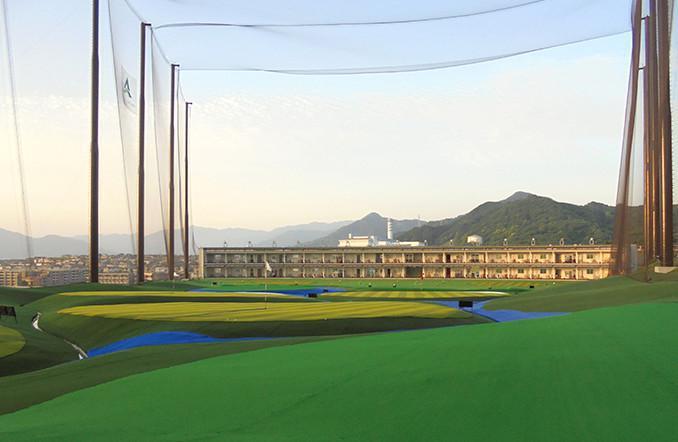 アコーディア・ガーデン福岡(福岡市西区)/打ちっぱなし・ゴルフ練習場一覧[コンドル]