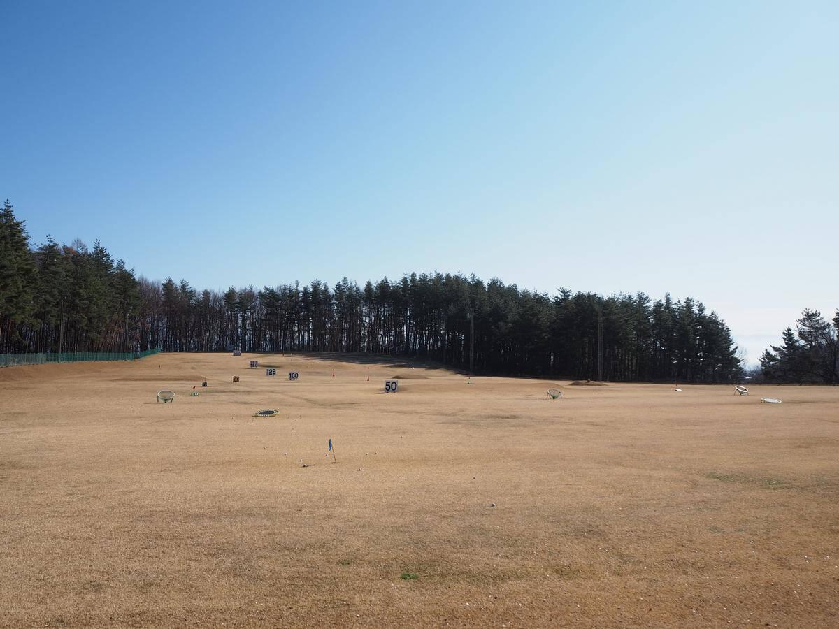 長坂ゴルフ練習場(北杜市)/打ちっぱなし・ゴルフ練習場一覧[コンドル]