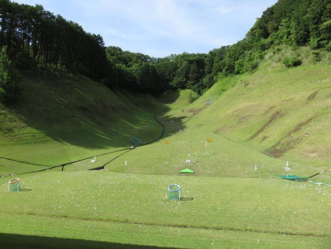 コガワグリーンゴルフ(伊豆市)/打ちっぱなし・ゴルフ練習場一覧[コンドル]