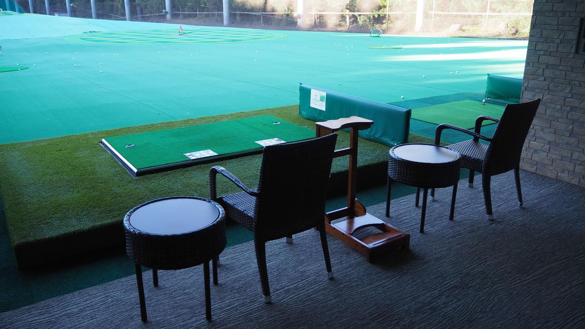 ゴルフクラブフォレスト(伊東市)/打ちっぱなし・ゴルフ練習場一覧[コンドル]