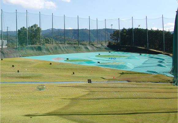 雄大ゴルフセンター熱函(田方郡)/打ちっぱなし・ゴルフ練習場一覧[コンドル]