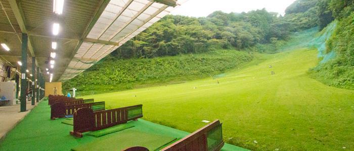 富士川ゴルフセンター(富士市)/打ちっぱなし・ゴルフ練習場一覧[コンドル]