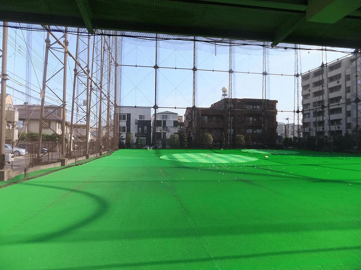 中村ゴルフクラブ(練馬区)/打ちっぱなし・ゴルフ練習場一覧[コンドル]