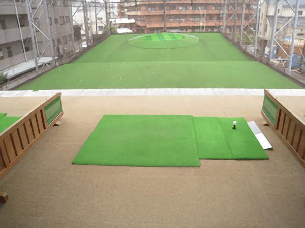 矢ロゴルフセンター(大田区)/打ちっぱなし・ゴルフ練習場一覧[コンドル]