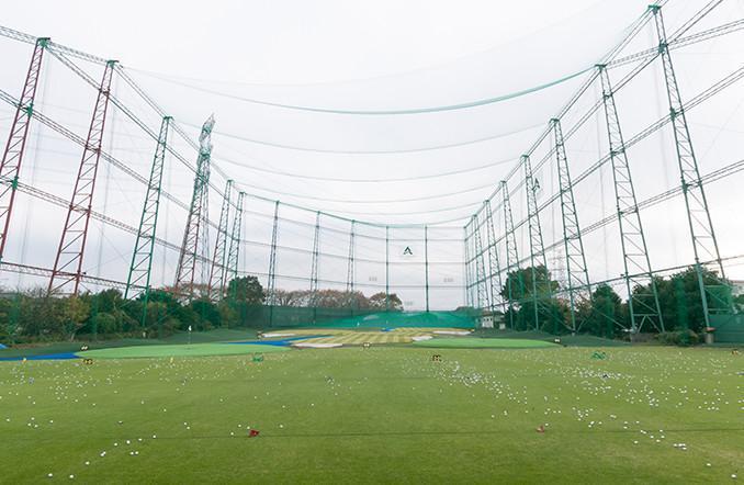 アコーディア・ガーデン鶴ヶ島(鶴ヶ島市)/打ちっぱなし・ゴルフ練習場一覧[コンドル]