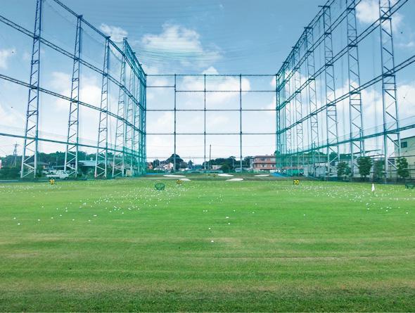 西大宮ゴルフガーデン(さいたま市西区)/打ちっぱなし・ゴルフ練習場一覧[コンドル]