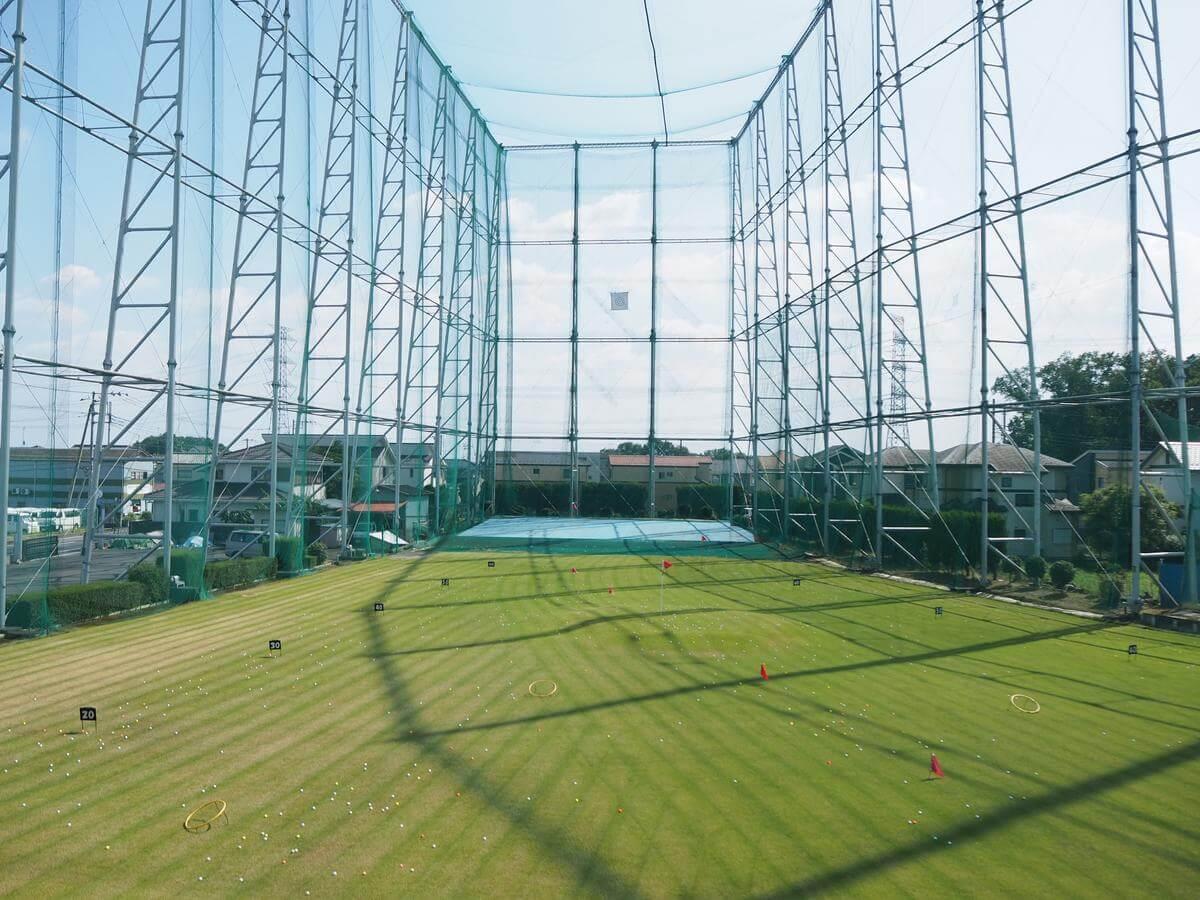 東松山ゴルフセンター(東松山市)/打ちっぱなし・ゴルフ練習場一覧[コンドル]