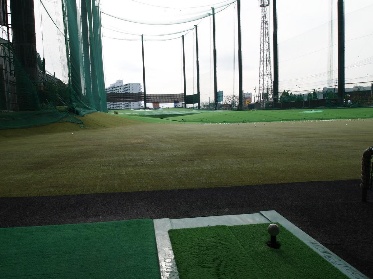 越谷ゴルフリンクス(越谷市)/打ちっぱなし・ゴルフ練習場一覧[コンドル]