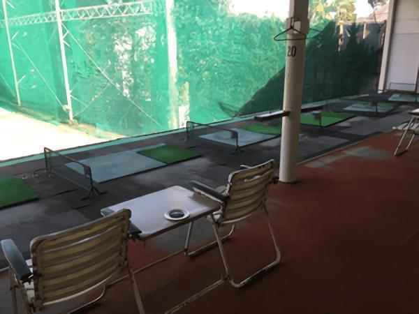 西原ゴルフガーデン(渋谷区)/打ちっぱなし・ゴルフ練習場一覧[コンドル]