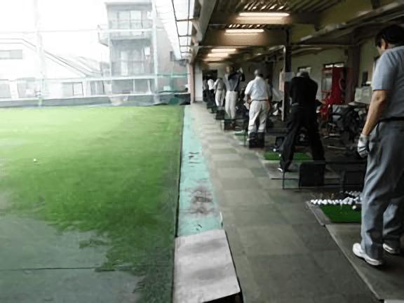 ゆたかゴルフ練習場(大田区)/打ちっぱなし・ゴルフ練習場一覧[コンドル]