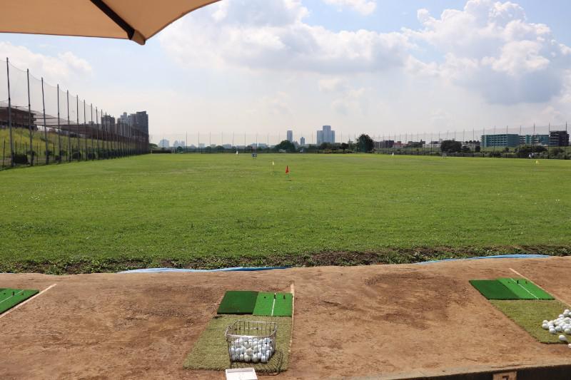 東京多摩川ゴルフ練習場(大田区)/打ちっぱなし・ゴルフ練習場一覧[コンドル]