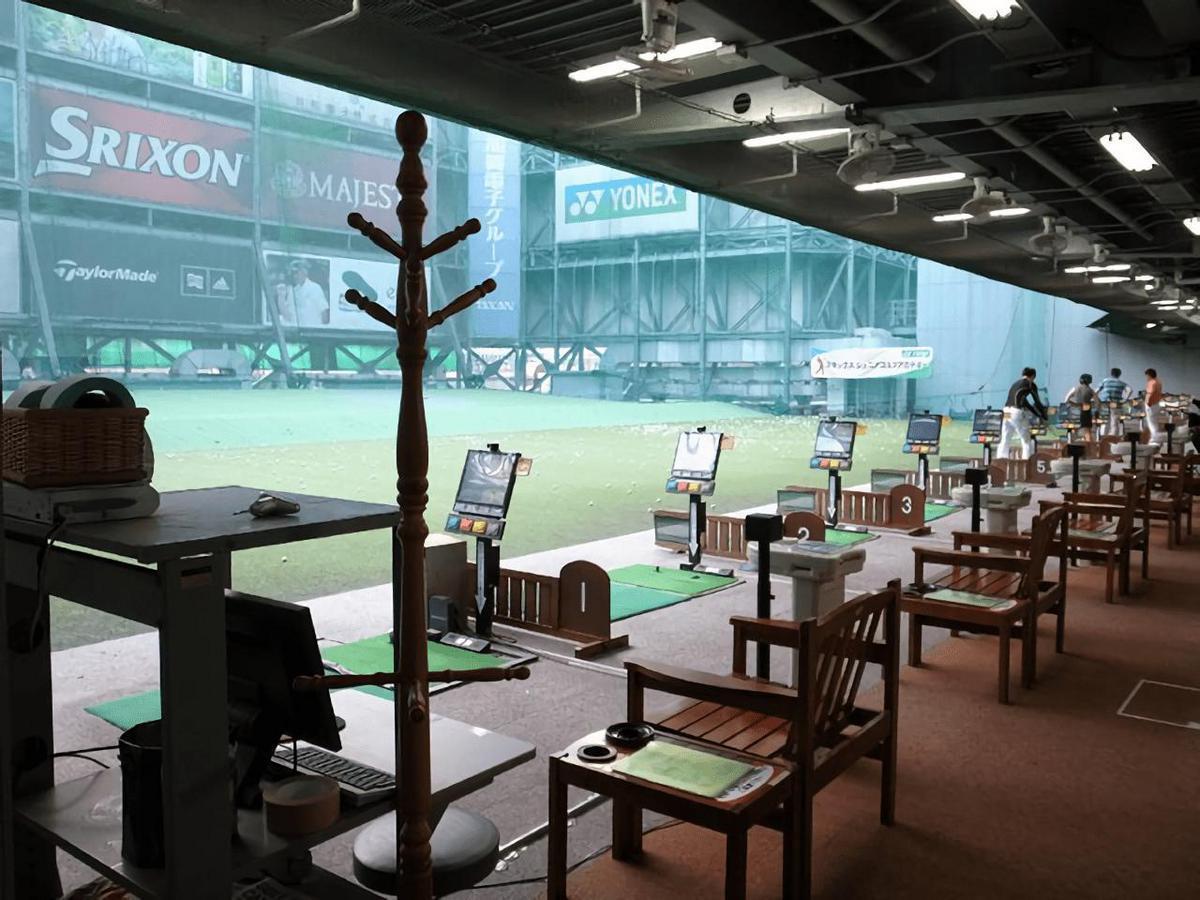 ゴルフプラザアクティブAKIBA(千代田区)/打ちっぱなし・ゴルフ練習場一覧[コンドル]