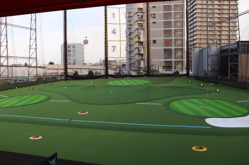 サンスクエアゴルフ(北区)/打ちっぱなし・ゴルフ練習場一覧[コンドル]