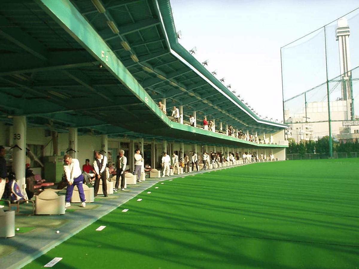 フナボリゴルフ(江戸川区)/打ちっぱなし・ゴルフ練習場一覧[コンドル]