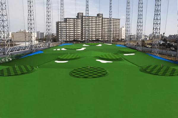 ゴルフクラブイースタン(墨田区)/打ちっぱなし・ゴルフ練習場一覧[コンドル]