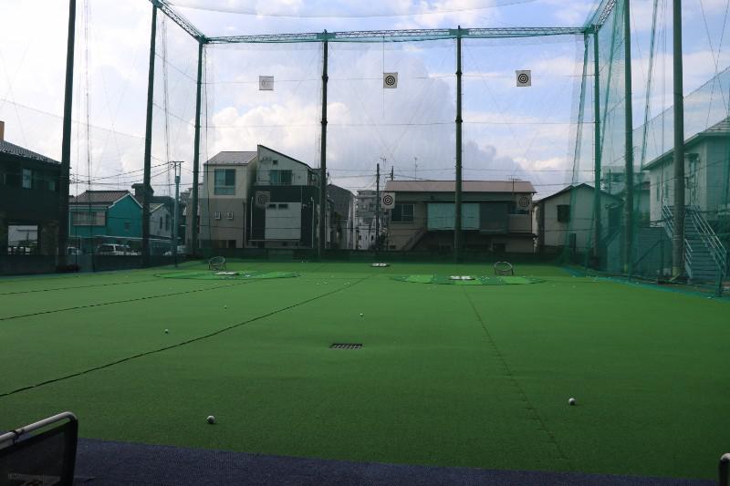 加藤農園ゴルフリンクス(大田区)/打ちっぱなし・ゴルフ練習場一覧[コンドル]