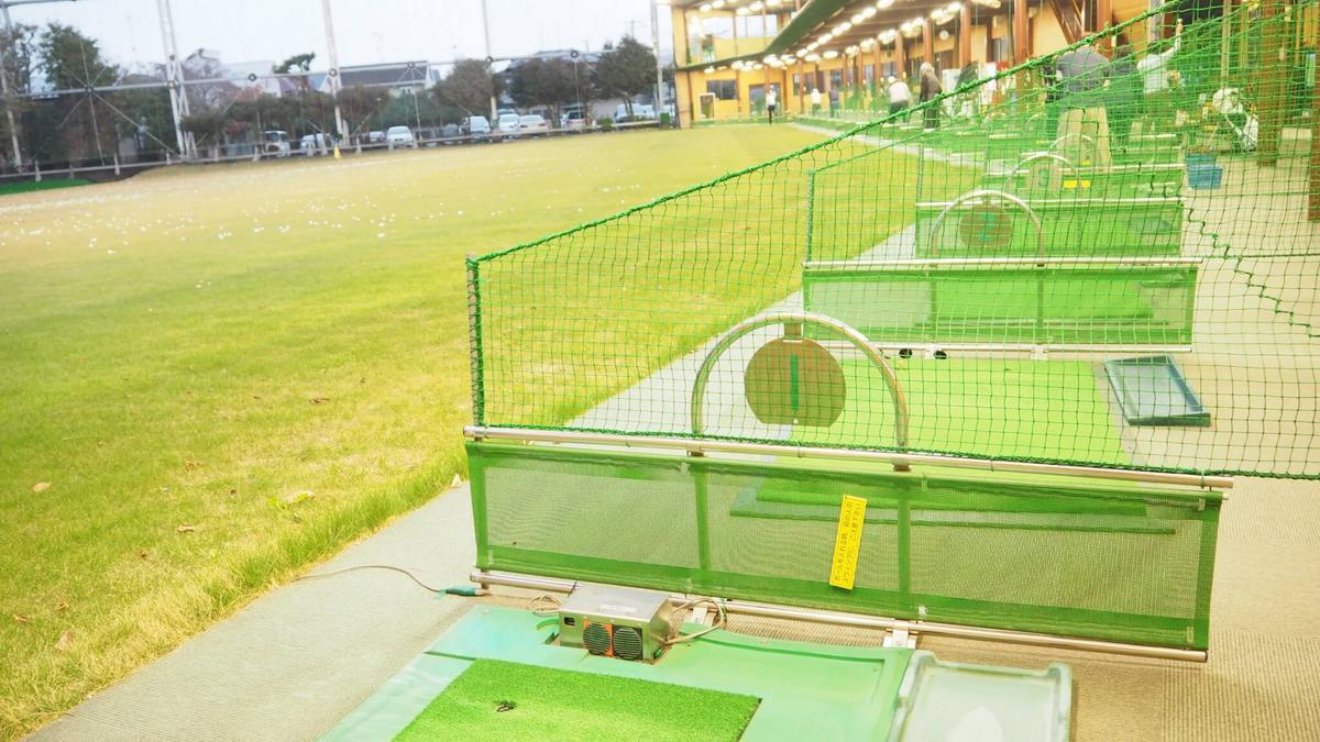 久我山ゴルフ(三鷹市)/打ちっぱなし・ゴルフ練習場一覧[コンドル]