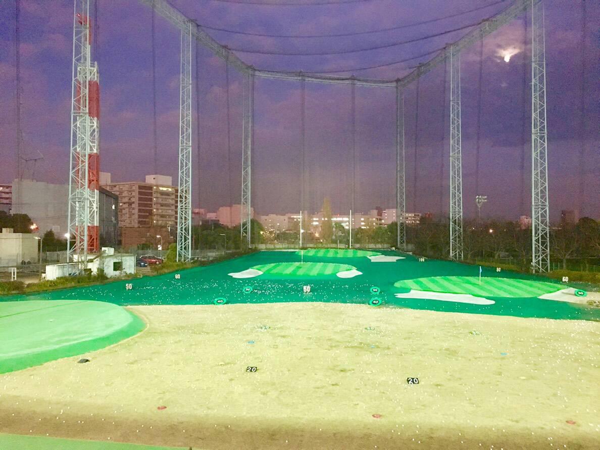 アコーディア・ガーデン東京ベイ(大田区)/打ちっぱなし・ゴルフ練習場一覧[コンドル]