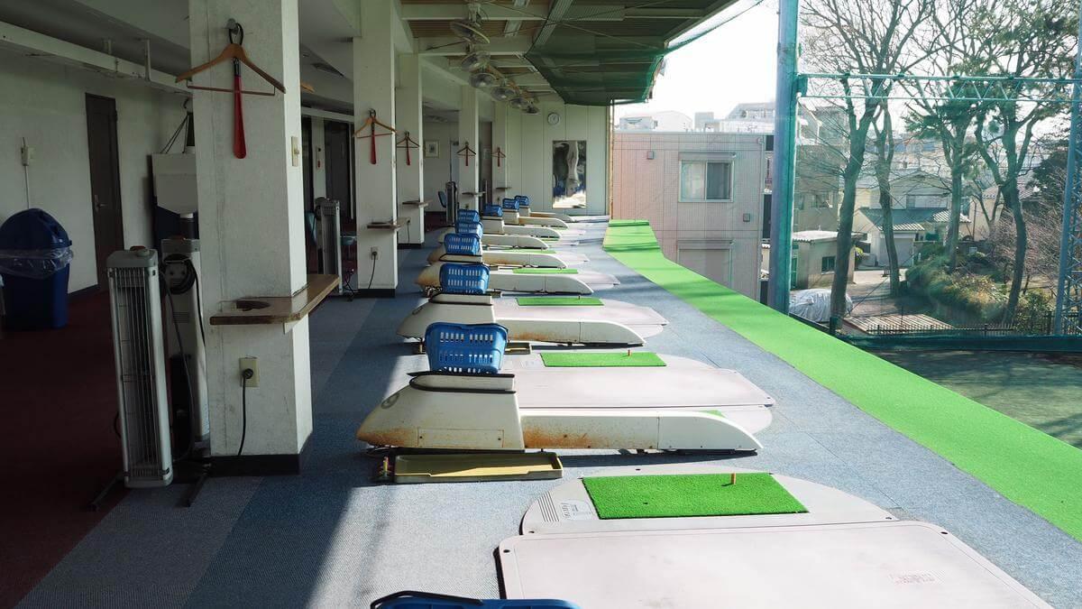 弦巻ゴルフ練習場(世田谷区)/打ちっぱなし・ゴルフ練習場一覧[コンドル]