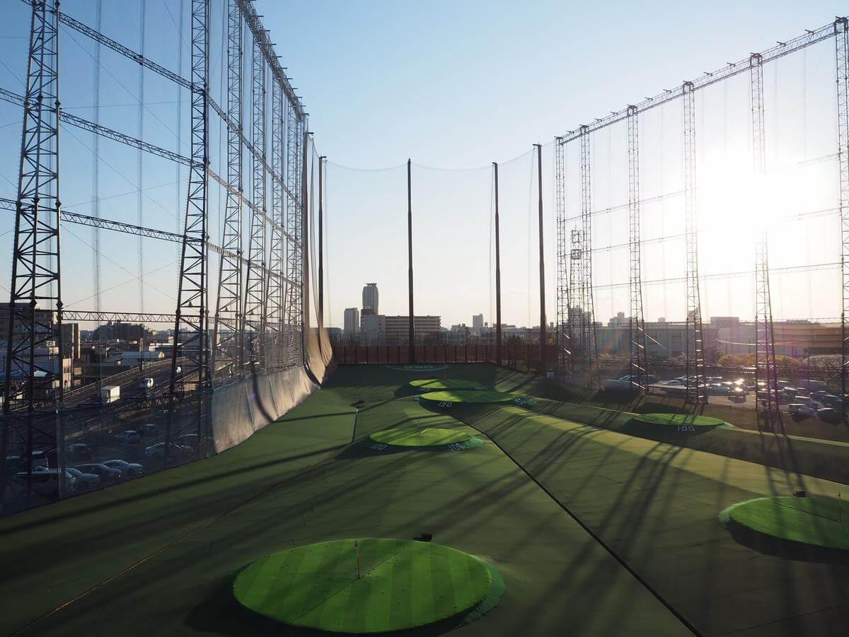 トーキョージャンボゴルフセンター(足立区)/打ちっぱなし・ゴルフ練習場一覧[コンドル]